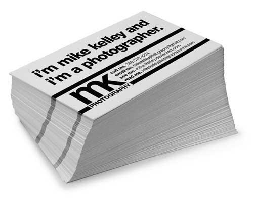 Photographer business cards 40 great design ideas photographer business cards reheart Image collections