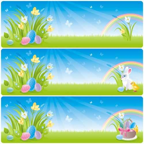 Easter Clip Art: 300+ Free Vectors for Spring Projects
