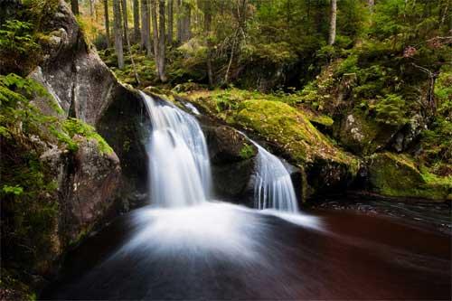 Waterfalls Wallpaper: 30 Beautiful