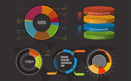 chart designs and graphs  21 interesting examples