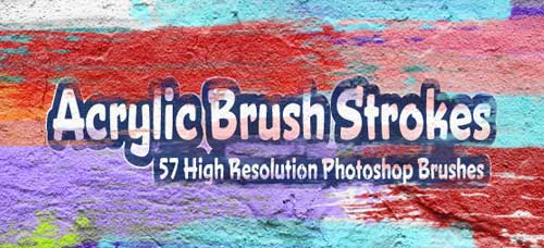 Photoshop Paint Brushes 30 Free Sets to Download