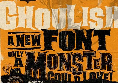 Scary Fonts to Download and Use for Halloween Party Posters