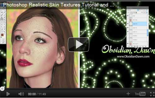 Skin Photoshop Brushes to Enhance Portraits and Look Beautiful in Photos