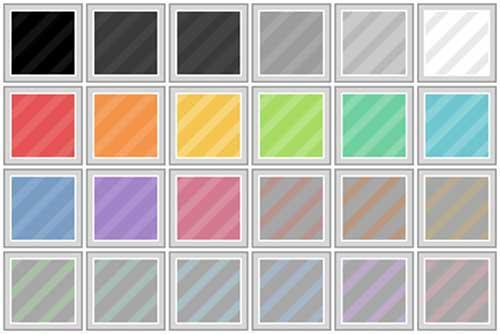 Photoshop strips pattern ready help