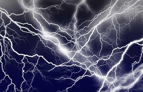 Lightning Photoshop Brushes: 30 Free High-Quality Sets