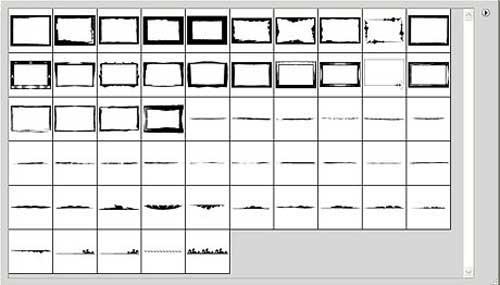 Border Clip Art 1k Tools For Making Photo Frames