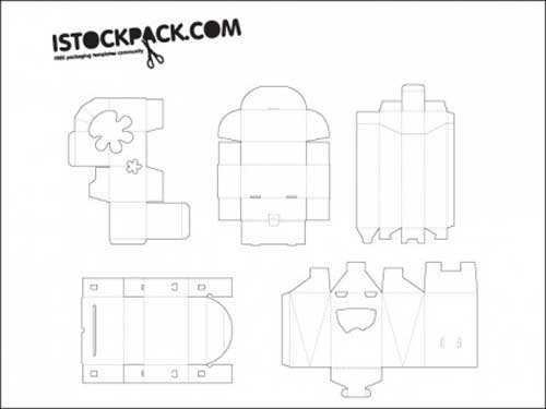 Product Packaging Templates | Packaging Template Designs 30 Free Vector Files To Collect Now