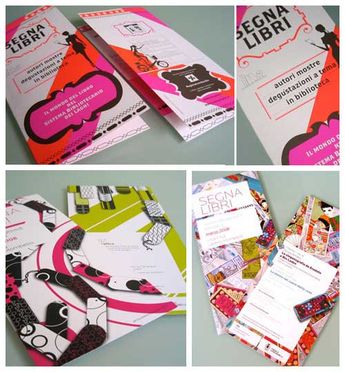 Die Cutting Brochure Graphics Designs Template
