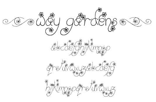Font Art Design Free