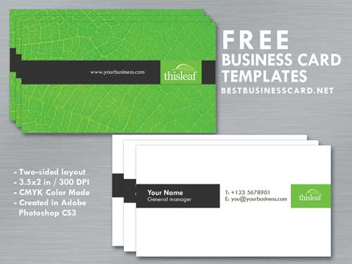 Business card template psd 22 free editable files business card template psd fbccfo Gallery