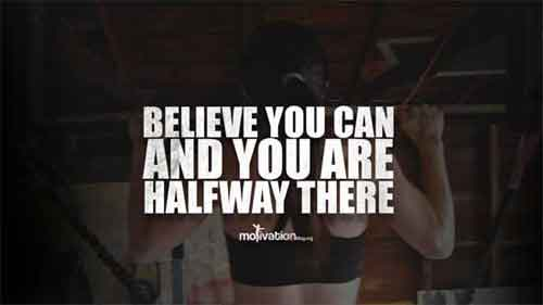 how to stay motivated as a fitness trainer
