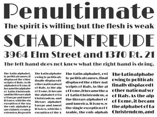 Retro Font: 14 Free Typefaces for Vintage Designs