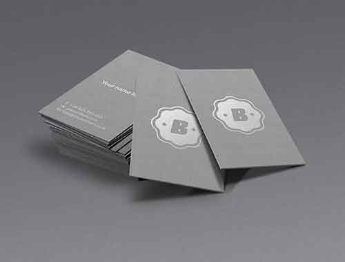 Business card mockup 20 editable psd templates business card mockup reheart Image collections