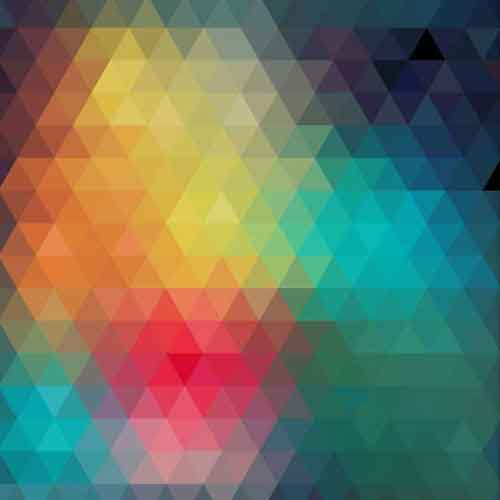 Geometric Backgrounds: 100+ Free Abstract Designs