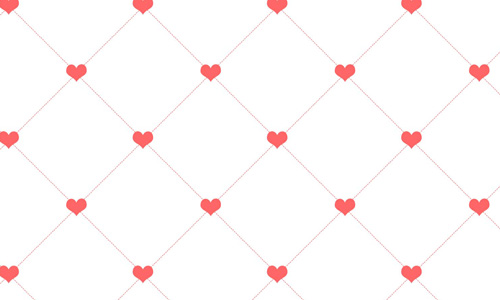 Valentines Background Patterns 7 Lovely Designs