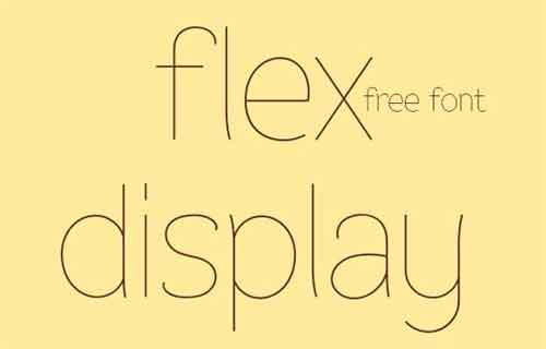 Thin Fonts: 28 Free Ultra Skinny Light Types to Download
