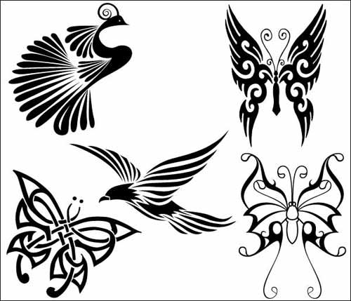 Tribal Tattoo Design: 500+ Free Vectors To Download