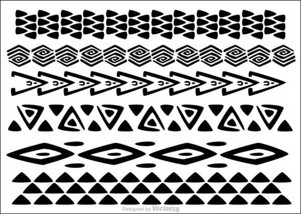 Tribal Tattoos Tribal Tattoo Art Amazing Tribal Tattoo Patterns