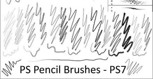 pencil brush photoshop cs6 download