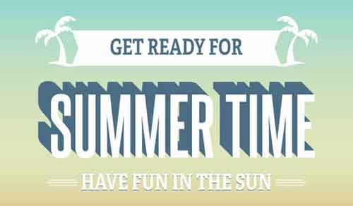 Poster Template: 30 Free Summer-Themed Designs