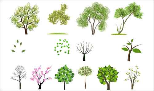 tree vector 500 free editable illustrations to download rh allfreedesigns com tree vector free download ai tree of life vector free download