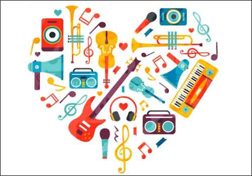 Music Clip Art 32 Sets Of Free Vector Graphics To Download
