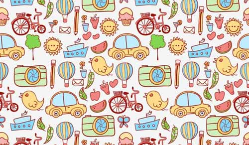 Baby Background Designs 40 Cute Seamless Patterns Unique Baby Patterns