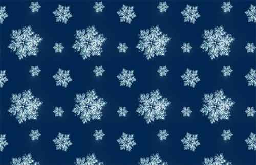 Snowflakes Backgrounds 50 Seamless Patterns To Download Free
