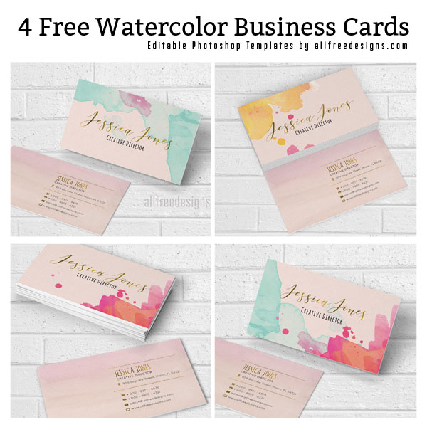 Free business card template designs 30 psd vector files free business card templates flashek Image collections