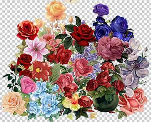 Paper Flower Crafts Printables