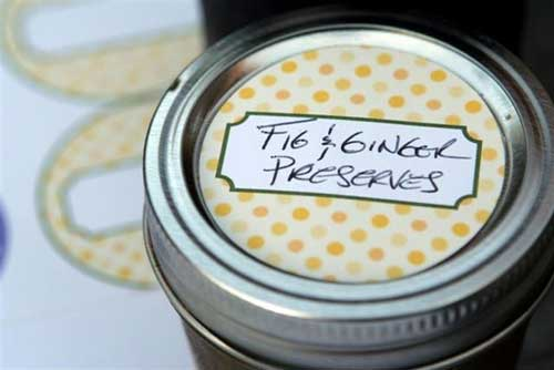 graphic about Free Printable Mason Jar Labels Including Blanks. These Are So Pretty called Mason Jar Labels: 100+ Cost-free Printable Data files toward Obtain