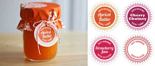 picture relating to Free Printable Mason Jar Labels Including Blanks. These Are So Pretty titled Mason Jar Labels: 100+ Totally free Printable Information toward Down load