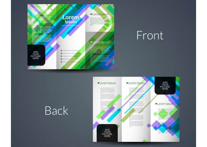 Trifold Brochure Template Free EasytoCustomize Designs - Brochures template