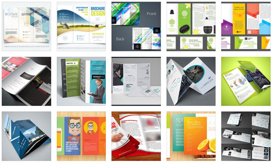 Trifold Brochure Template Free EasytoCustomize Designs - Brochure template download