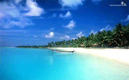 Beach Scene Wallpapers 25 Tropical Themes
