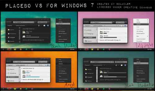 Windows 7 Skins: 21 Styles to Download