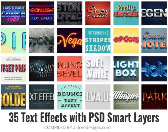 Cool Pictures Using Text