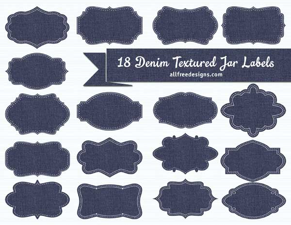 picture about Printable Jar Labels referred to as Jar Labels: 18 No cost Printable Plans Exceptional for Planning