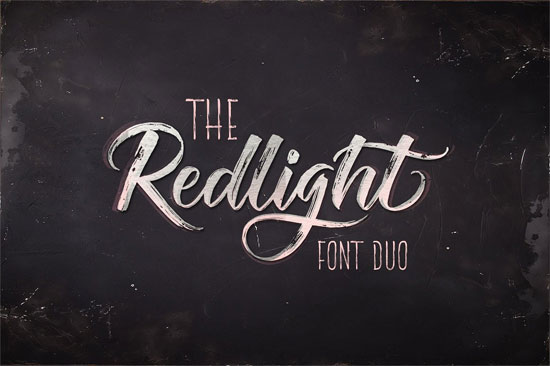 paint brush fonts to use in your designs for spring and summer