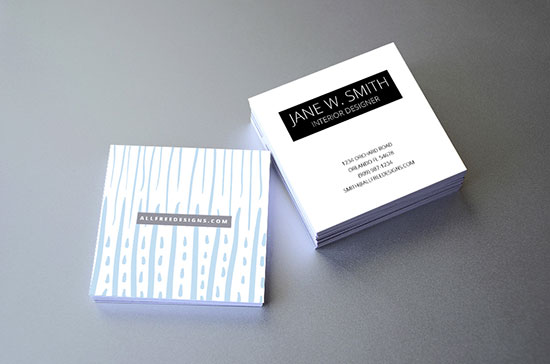 Mini business cards 4 free double sided psd templates mini business cards colourmoves