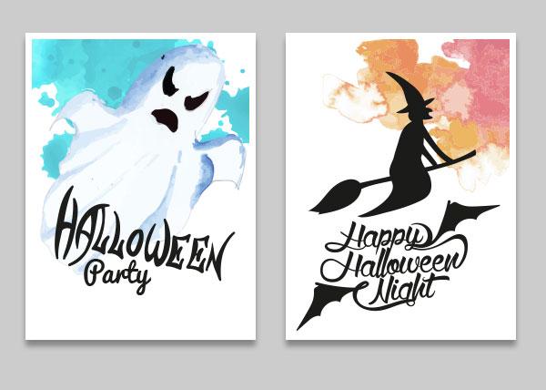 Halloween greeting cards 12 high quality printable designs halloween greeting cards m4hsunfo